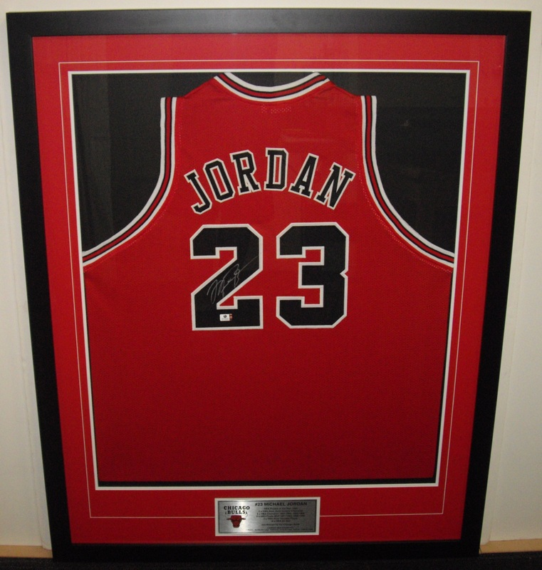 Framed Basketball jerseys- Up In Frames- Adelaide - Up In Frames ...